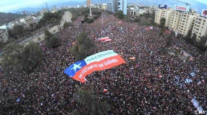 Chile inquieto...